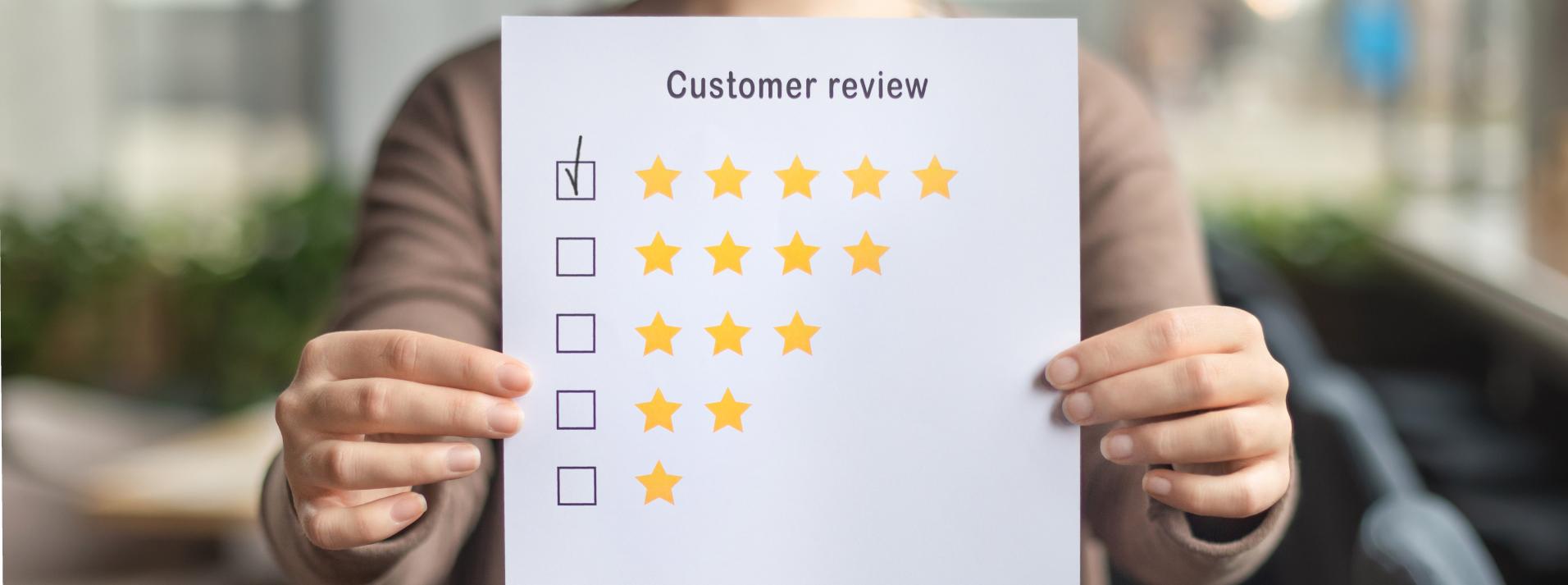5 motive pentru care să lași un review agenției de la care ți-ai luat vacanța